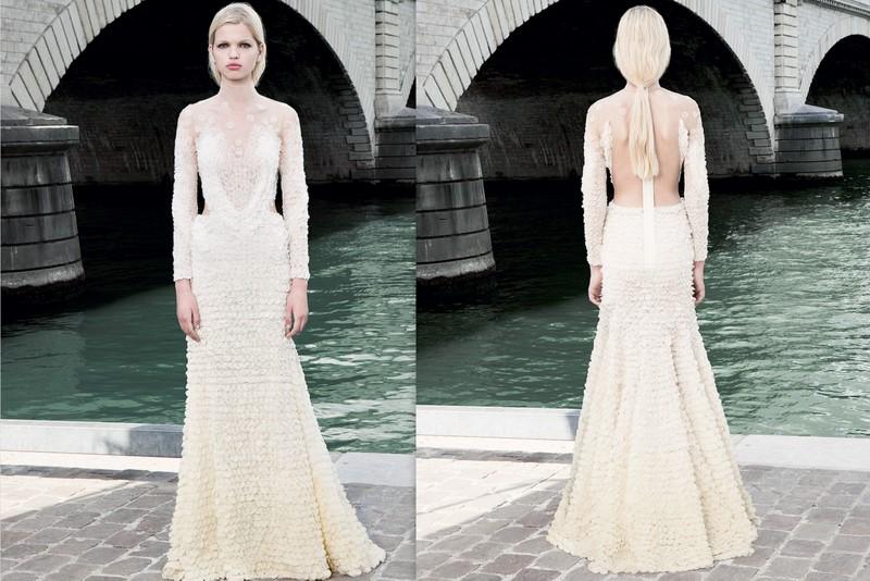 Givenchy Couture Fall 2011 - Liz Lizo