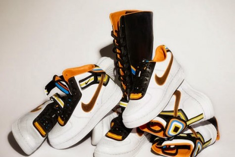 Nike x Riccardo Tisci Air Force 1 Collection