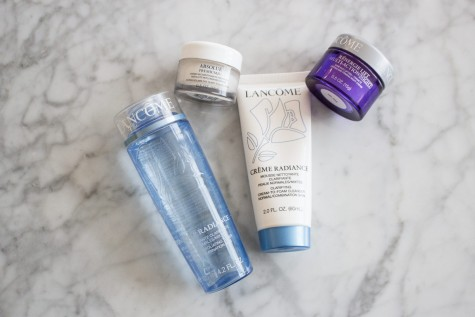 Lancôme and My Nightly Routine