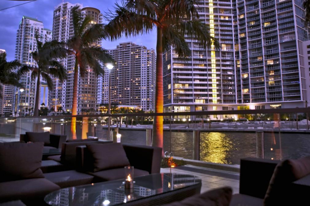 Zuma Restaurant in Miami