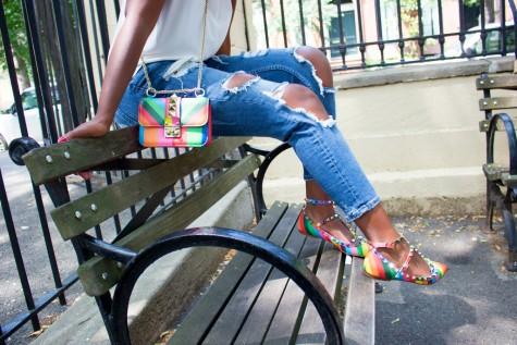 Valentino Rainbows