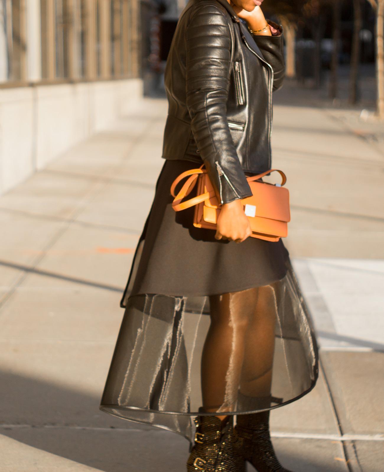 Celine case flap bag