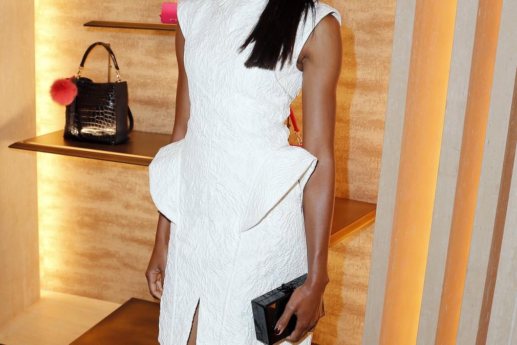 Naomie Harris: How to Get Her Look