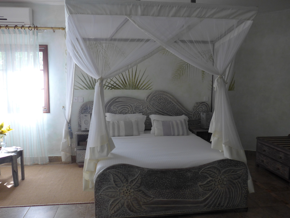 Kenya beach hotel