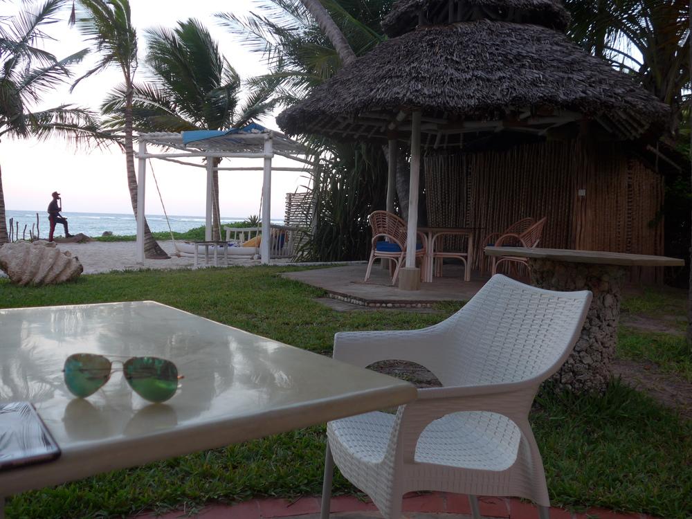 Lamu beach hotel