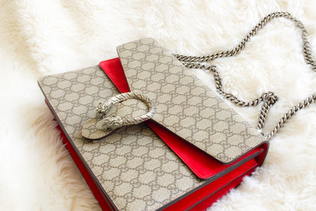 Gucci Dionysus Bag Unboxing
